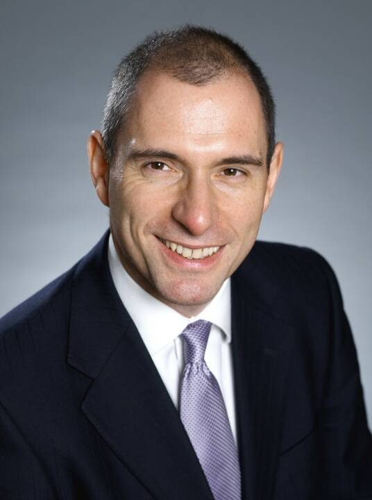 Neil Cable, Leiter Immobilien bei Fidelity International, Bild: Fidelity