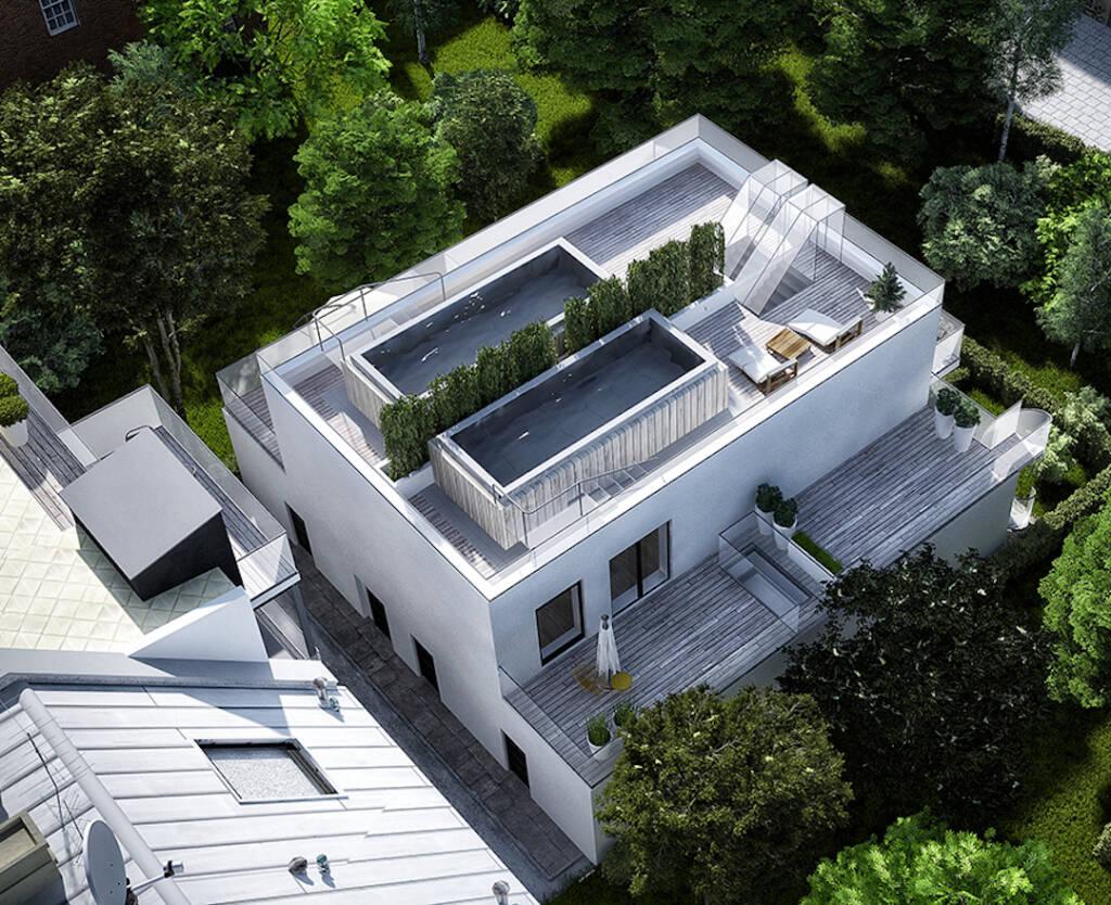 Bei Immofunding.com und LeihDeinerUmweltGeld.de können Anleger ab sofort in ein Energieeffizienzhaus in Österreich investieren. Mit dem eingeworbenen Kapital wird zum einen eine dreigeschossige Bestandsimmobilie kernsaniert und um zwei weitere Geschosse aufgestockt, um insgesamt zwölf Wohneinheiten à 30 - 60 m² mit bis zu 48 m² großem Balkon oder Terrasse zu errichten. Zum anderen wird ein bestehendes Hofgebäude abgerissen und durch vier Townhouses à 50 - 90 m² mit Eigengärten und Terrassen ersetzt. Auf Immofunding.com können sich Anleger ab 250 Euro an dem Projekt beteiligen und erhalten im Gegenzug eine Rendite von 7,00 % p.a. bei einer Laufzeit von 30 Monaten. Bild: Immofunding.com (02.02.2018)