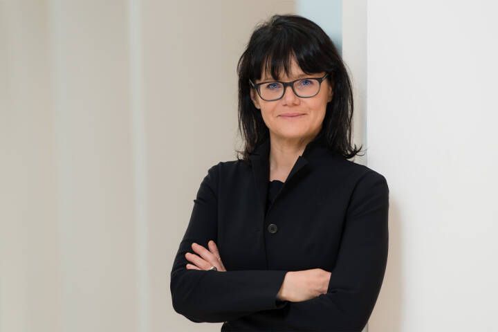 Gerda Königstorfer wird die Leitung des Bereiches Investor   Relations   &   Communications   beim  börsennotierten  High-End Leiterplattenproduzenten  AT&S übernehmen. Bild: beigestellt