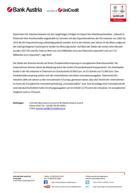 Kfz-Industrie beschleunigte im zweiten Halbjahr 2017 zu Produktionsplus, Seite 3/3, komplettes Dokument unter http://boerse-social.com/static/uploads/file_2419_kfz-industrie_beschleunigte_im_zweiten_halbjahr_2017_zu_produktionsplus.pdf (09.02.2018)
