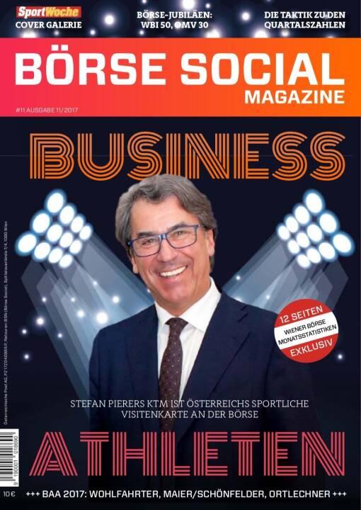 Börse Social Magazine #11