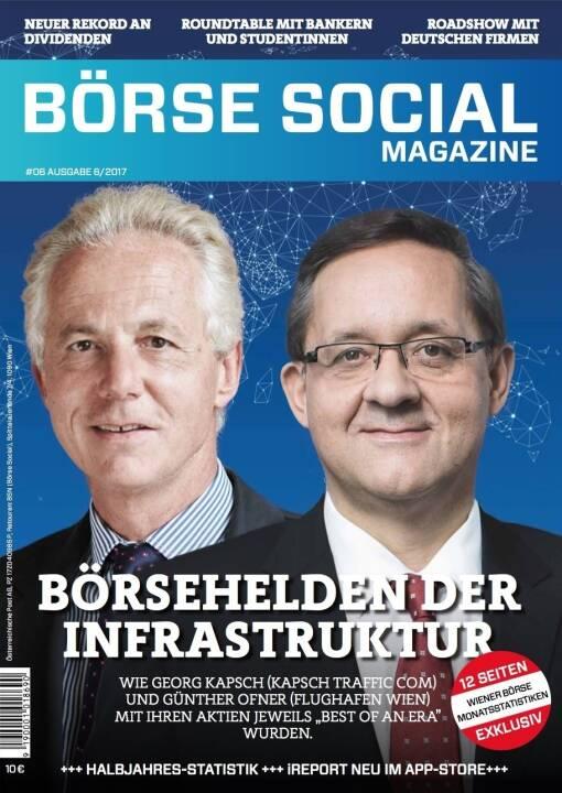 Börse Social Magazine #6