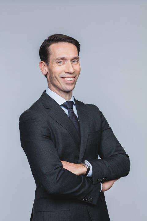 Victor Purtscher, KPMG Partner im Bereich Deal Advisory, Credit: KPMG