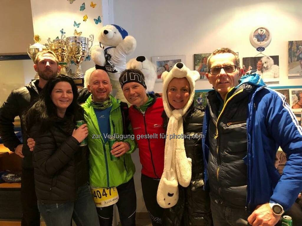 Icebear and LC Wienerwaldschnecken Team (18.02.2018)