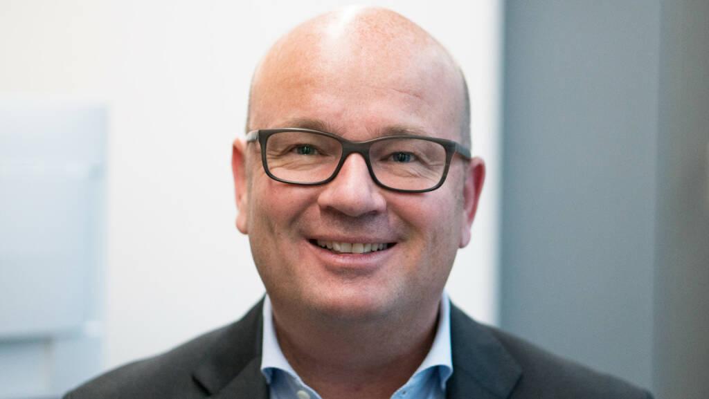 Jochen Schmitz, Chief Financial Officer, Siemens Healthineers; Bild: Siemens Healthineers (19.02.2018)