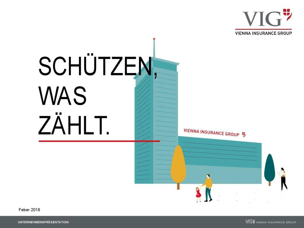 VIG Unternehmenspräsentation 2018 (20.02.2018)