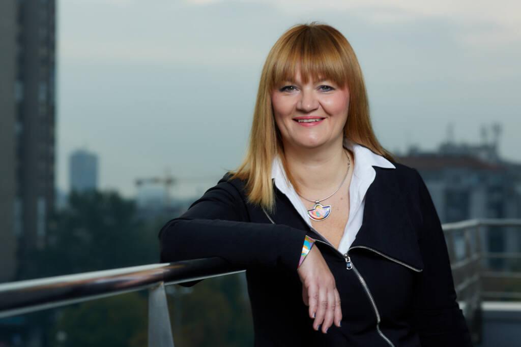 Jasminka Horvat Martinovic löst Walter Leonhartsberger-Schrott mit 1. Mai 2018 als CEO der Wiener osiguranje ab. Der Wechsel erfolgt gleichzeitig mit dem geplanten Abschluss der Fusion der beiden kroatischen VIG-Gesellschaften. Foto: VIG, © Aussendung (23.02.2018)