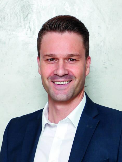 Mario Tribus übernimmt bei Tiroler Immobilien mit Sitz in Kufstein ab sofort die Position des Sales Director; Fotocredit:Tiroler Immobilien, © Aussendung (26.02.2018)