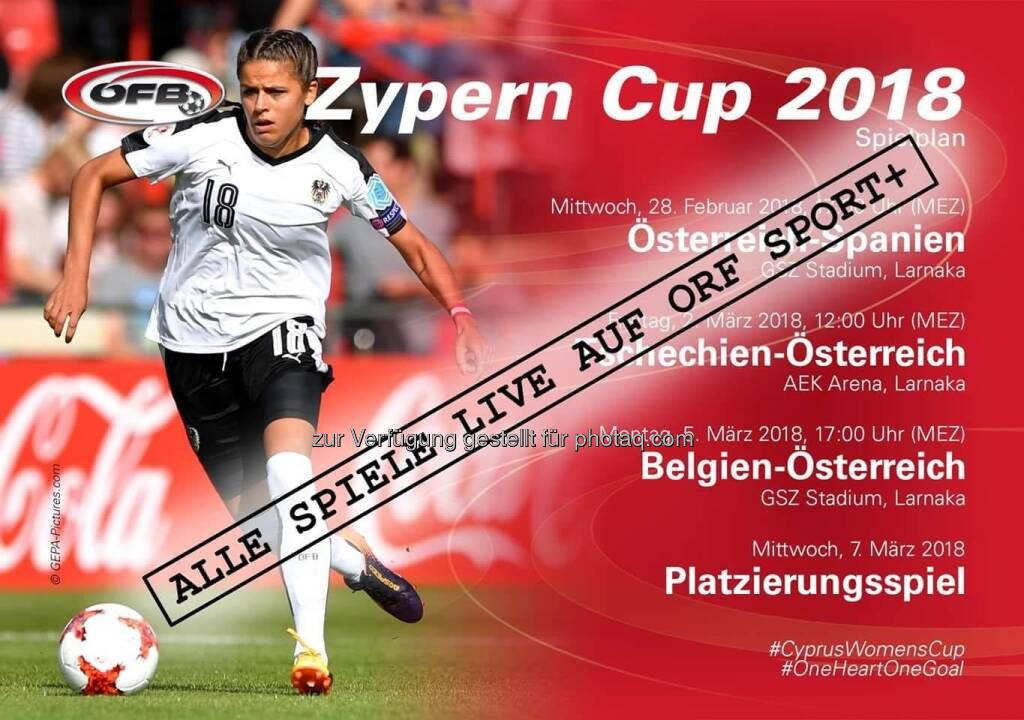 Das Frauen-Nationalteam  (27.02.2018)