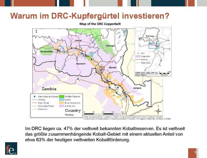 Präsentation FE Limited - warum investieren?