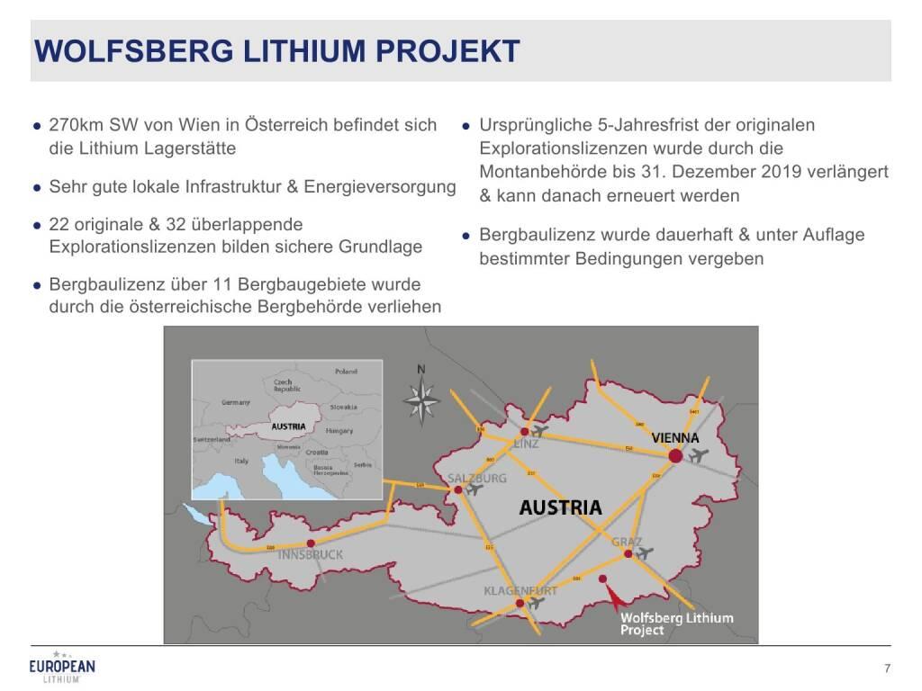 Präsentation European Lithium - Wolfsberg Lithium Projekt (27.02.2018)