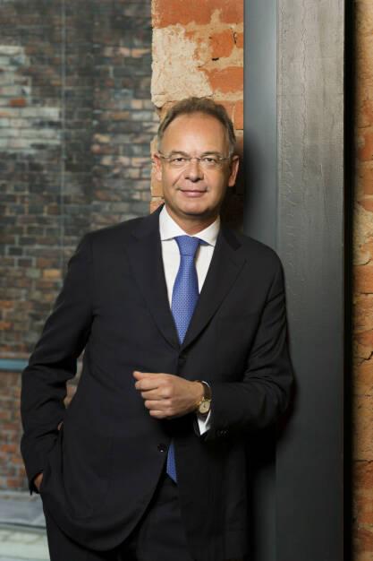 Heimo-Scheuch, CEO-Wienerberger AG, Copyright: Kurt Keinrath/Wienerberger AG, © Aussender (28.02.2018)