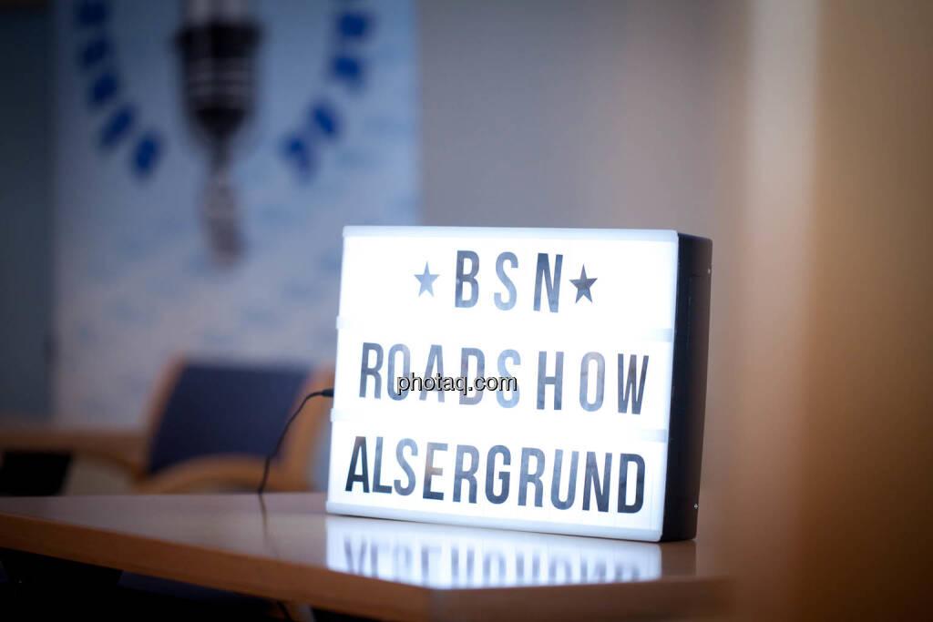 Börse Social Network-Roadshow in der Bezirksvorstehung Alsergrund in der Währinger Straße, Credit: Michaela Mejta (01.03.2018)
