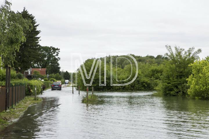Hochwasser, Greifenstein