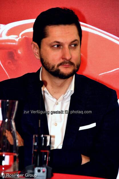 Damian Izdebski (Techbold), © (C) Rosinger Group (03.03.2018)