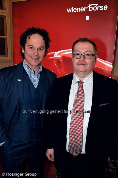 Rainer Schönfelder (You will like it Group) und Gregor Rosinger (Rosinger Group), © (C) Rosinger Group (03.03.2018)