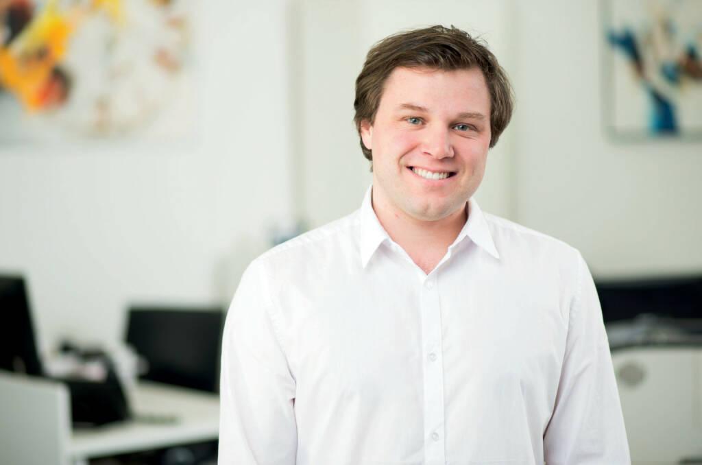 Michael Neuhofer ist im neuen Vertriebsbüro von Samson Druck in Salzburg stationiert und betreut von hier aus Kunden in der Region und dem angrenzenden Bayern direkt vor Ort. Bildquelle: Samson Druck, © Aussendung (05.03.2018)
