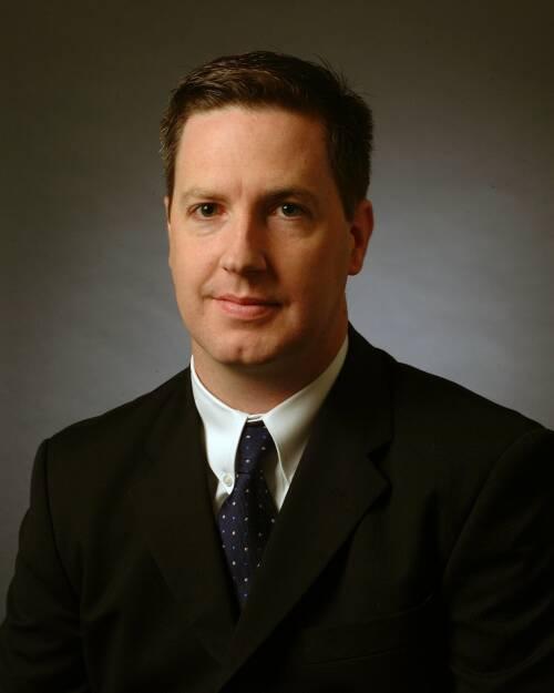 David Lafferty, Senior Vice President und Chief Market Strategist bei Natixis Investment Managers, Credit: Natixis (05.03.2018)