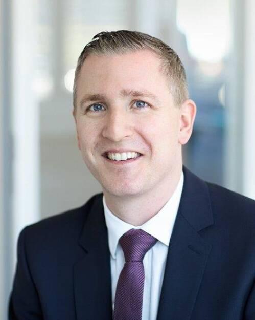 Hannes Boller, Senior Portfolio Manager bei Fisch Asset Management in Zürich, Bild: Fisch (06.03.2018)