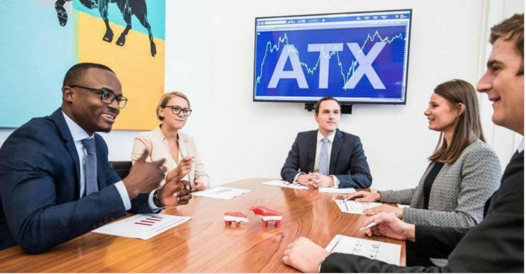 Wiener Börse ATX (07.03.2018)