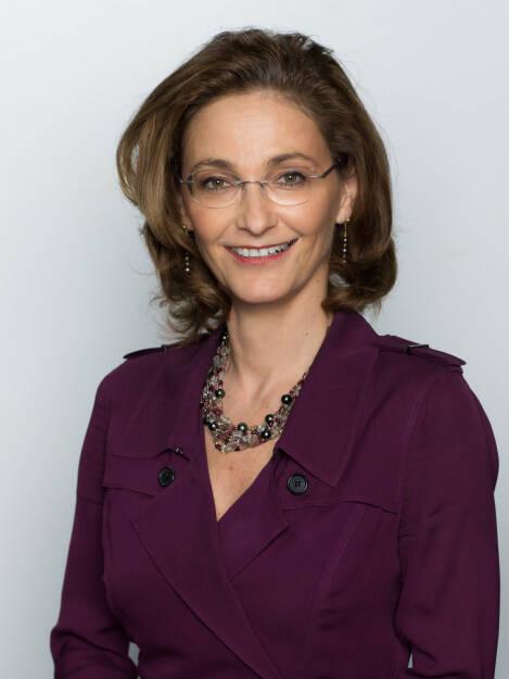 Claudia Höller, Finanzvorständin der Erste Bank Österreich, Bild: Erste Bank, © Aussender (07.03.2018)