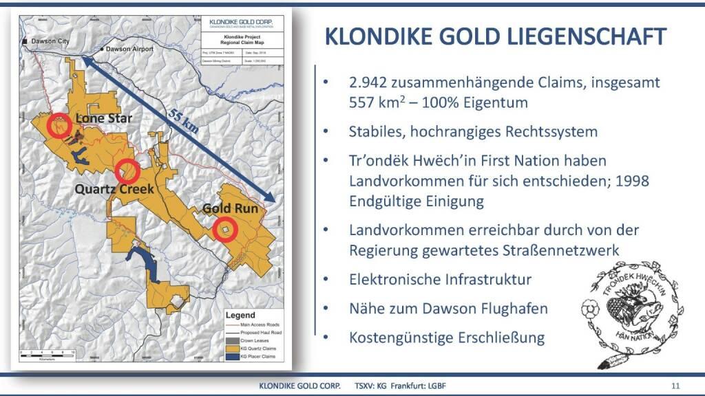 Präsentation Klondike - Liegenschaft (07.03.2018)