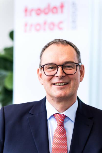 Trodat Trotec Gruppe hat mit Norbert Schrüfer neuen CEO, Fotocredit: Trodat Trotec Group, © Aussendung (13.03.2018)