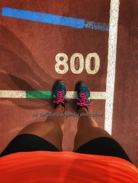 8x 800m (14.03.2018)