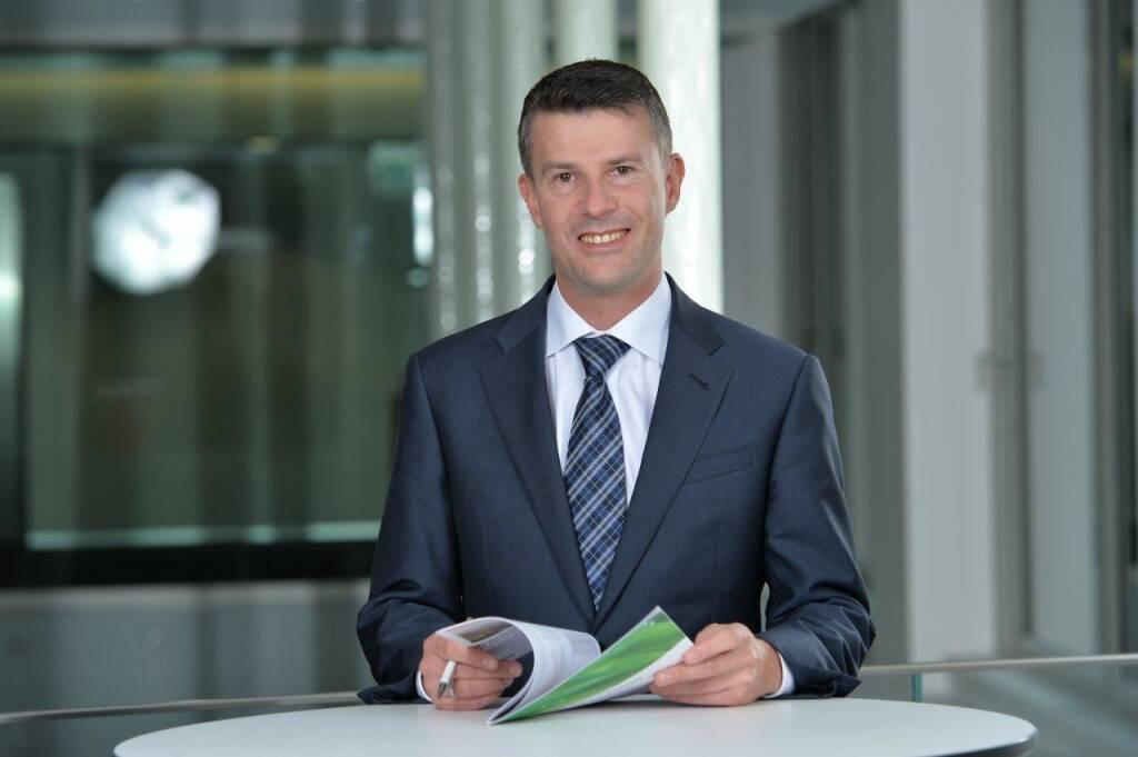 Jan Sobotta, Leiter Sales Ausland, Swisscanto Asset Management International S.A., Bild: Swisscanto (15.03.2018)
