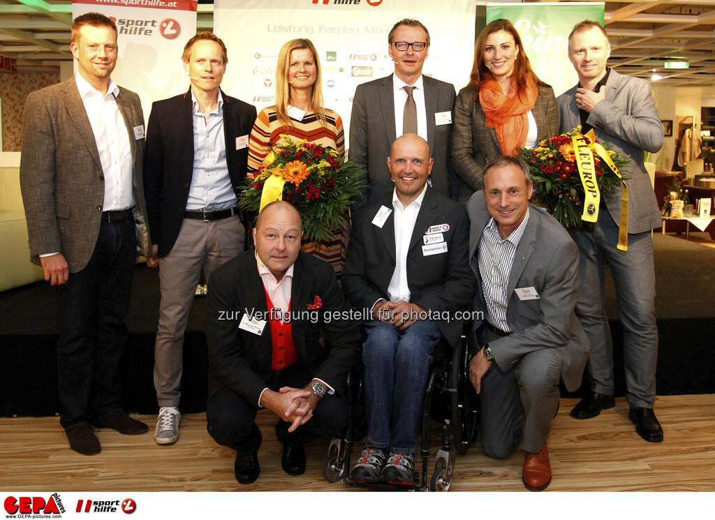 Sport & Business Circle am 3. Juni im Leiner Wien 7. Foto: GEPA pictures (04.06.2013)