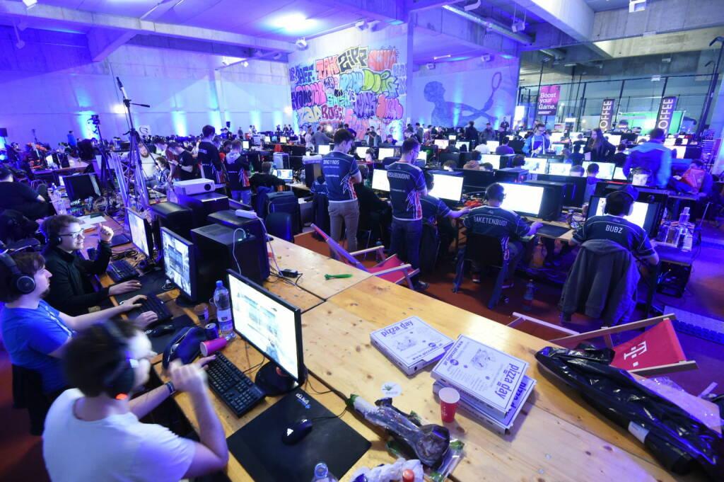 eSports Festival, Gamer, Gaming © leisure communications/Christian Jobst (24.03.2018)