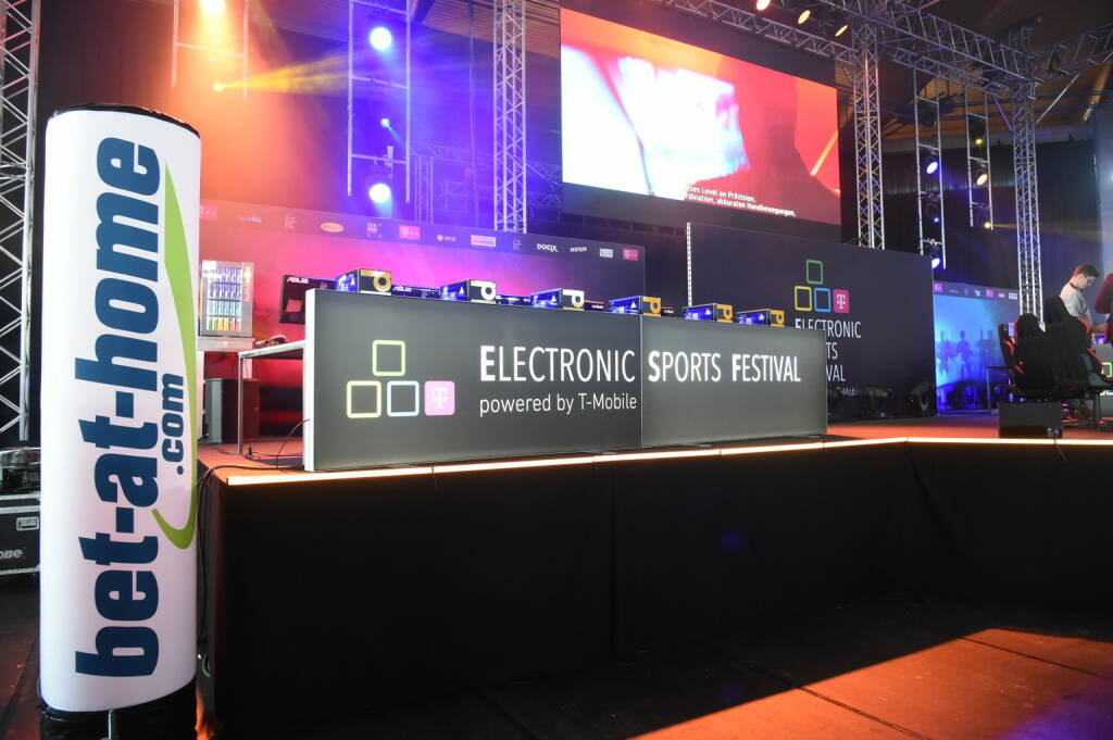 eSports Festival, bet-at-home.com; © leisure communications/Christian Jobst (24.03.2018)