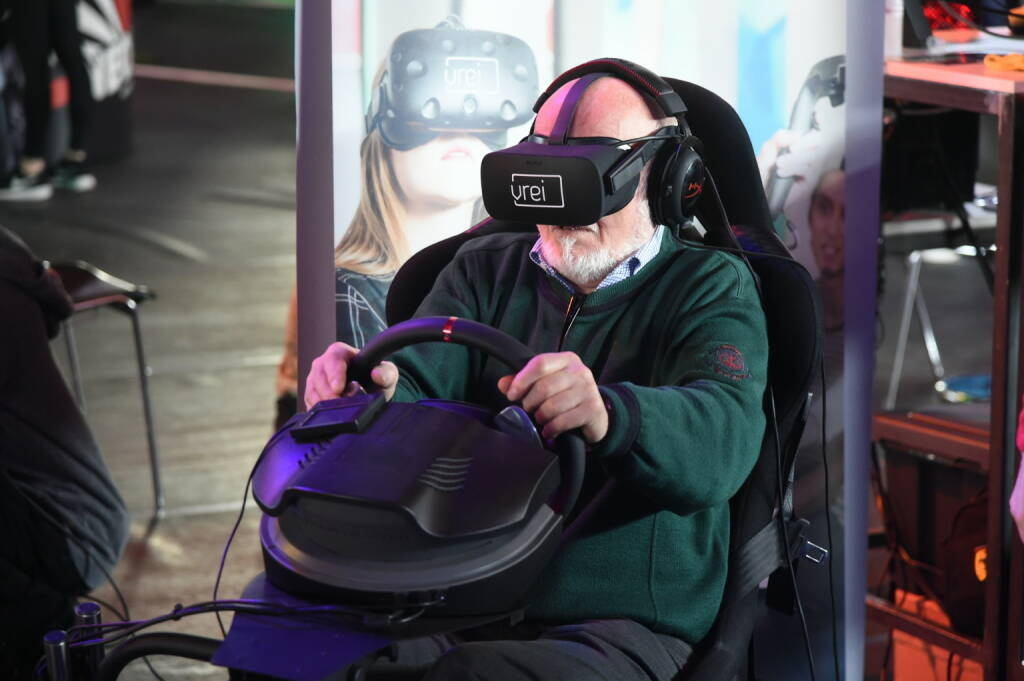 eSports Festival, Virtual Reality, Gamer, Gaming © leisure communications/Christian Jobst (24.03.2018)