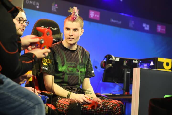 eSports Festival, Gamer, Gaming, Punk © leisure communications/Christian Jobst