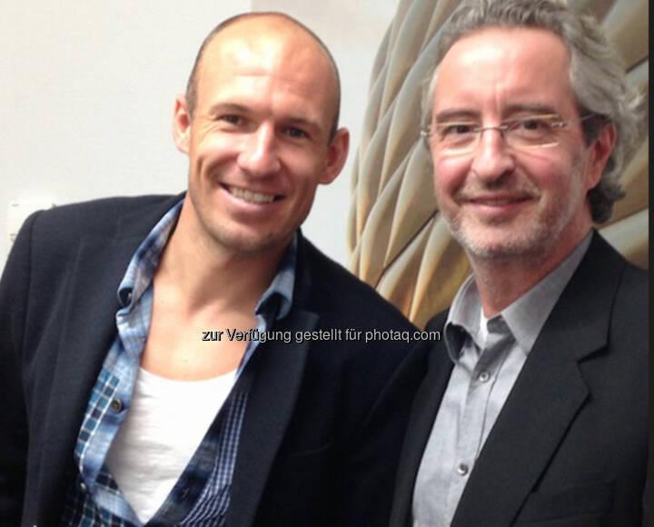 Arjen Robben, Robert Sommer