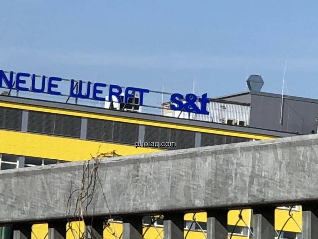 S&T, SNT, Neue Werft Linz, © photaq.com (26.03.2018)