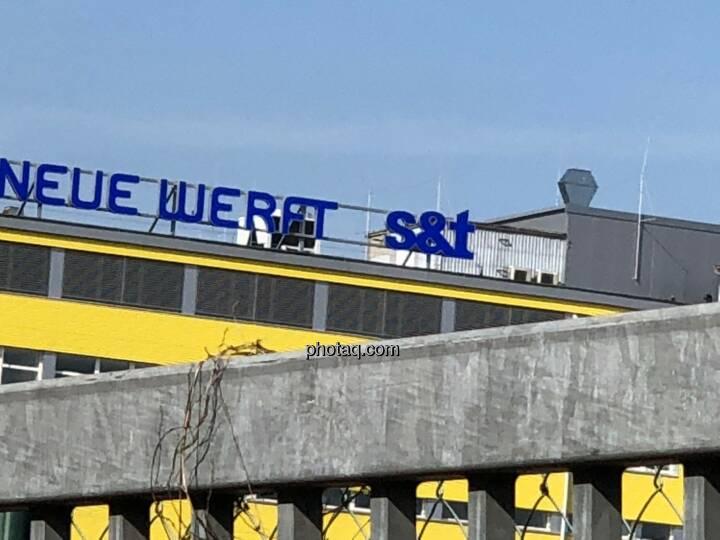 S&T, SNT, Neue Werft Linz