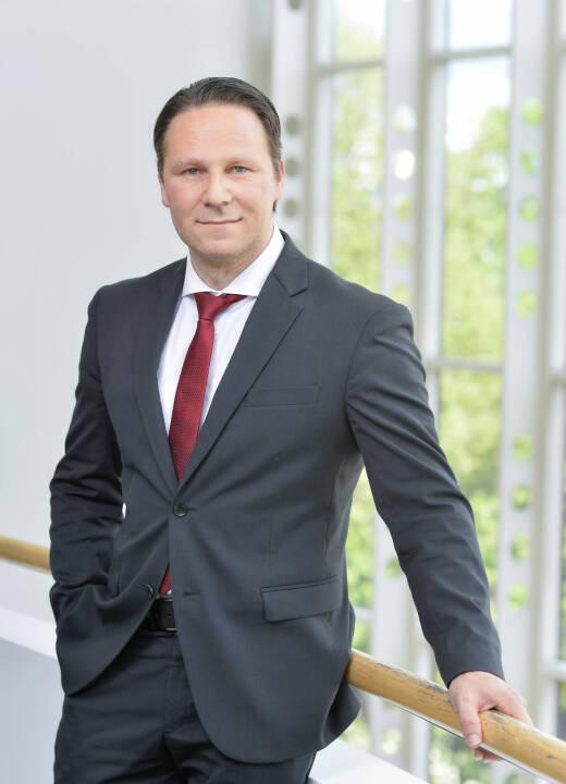 Mag. Alexander Novak wurde in den Vorstand der BKS Bank berufen. Bislang war Mag. Novak Leiter der BKS Bank-Direktion Slowenien. Er wird sich vor allem für das Auslandsgeschäft verantwortlich zeichnen. Credit: Helge Bauer