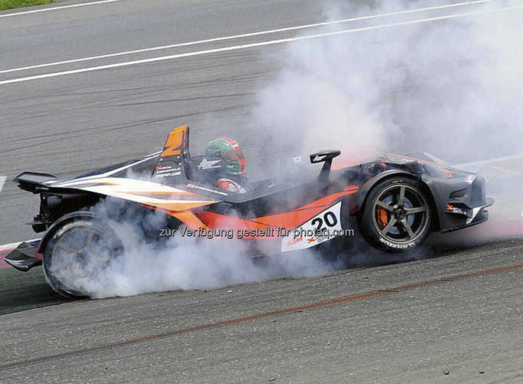 KTM X-Bow-Battle Spielberg (04.06.2013)