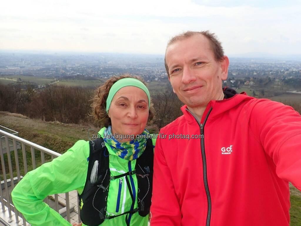 Nanna Weber und Jean-Marie (03.04.2018)