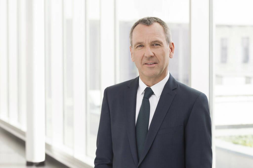 SIX Payment Services (Austria) GmbH: Christian Renk in die Geschäftsführung von SIX Payment Services in Österreich bestellt; Fotocredit: SIX Payment Services, © Aussendung (05.04.2018)
