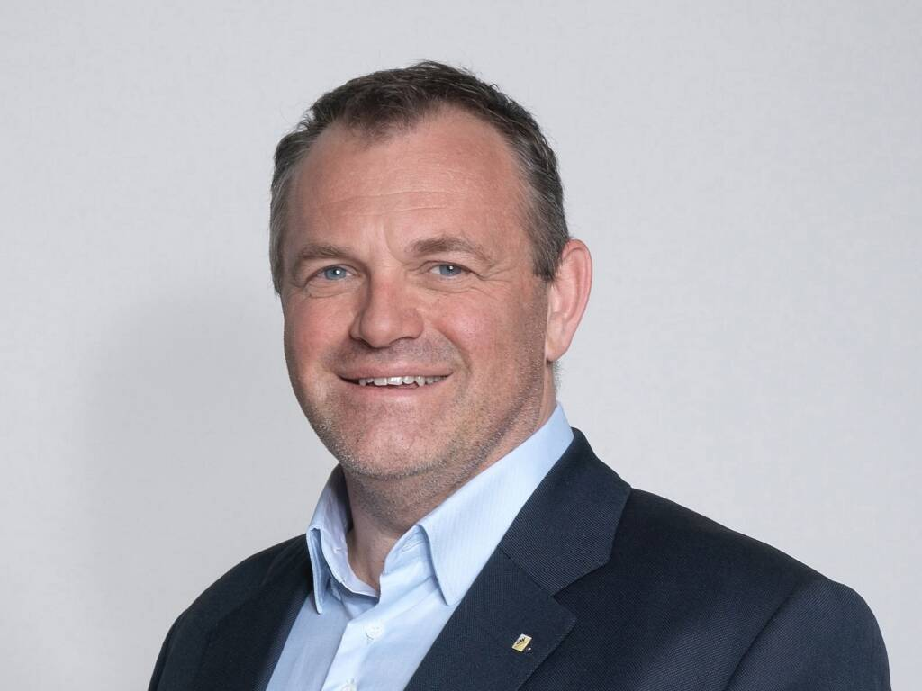 SW Umwelttechnik-Vorstandsmitglied Klaus Einfalt; Copyright: SW Umwelttechnik, © Aussender (06.04.2018)