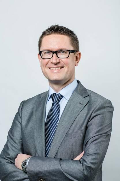 Martin Ferger, Geschäftsführung Scanpoint GmbH und Leitung Dokumentenlogistik der Österreichischen Post AG; Credit: Ö Post, © Aussender (10.04.2018)