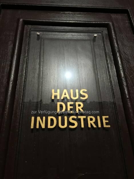 Haus der Industrie (12.04.2018)