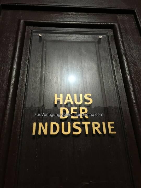 Haus der Industrie