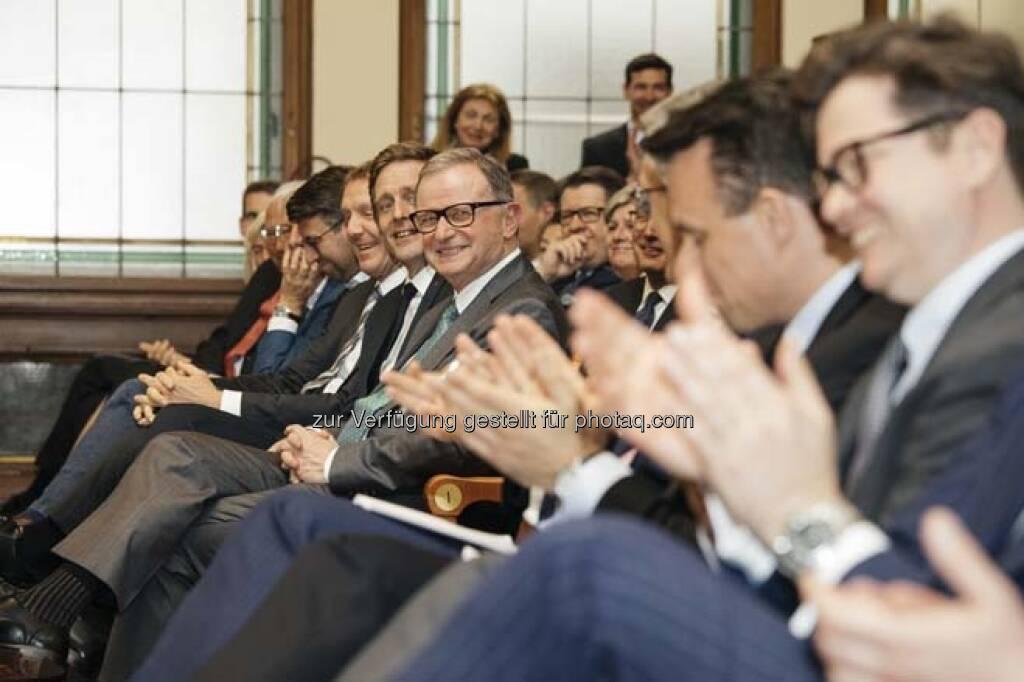 Applaus, © Wiener Börse / Aktienforum (12.04.2018)