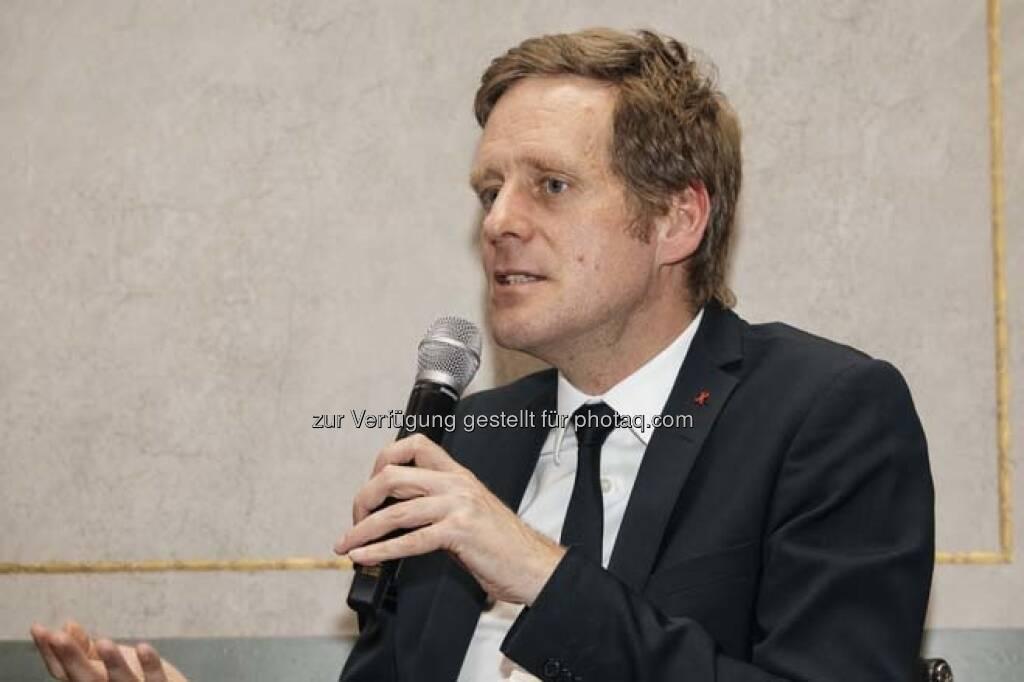Kai Jan Krainer, © Wiener Börse / Aktienforum (12.04.2018)