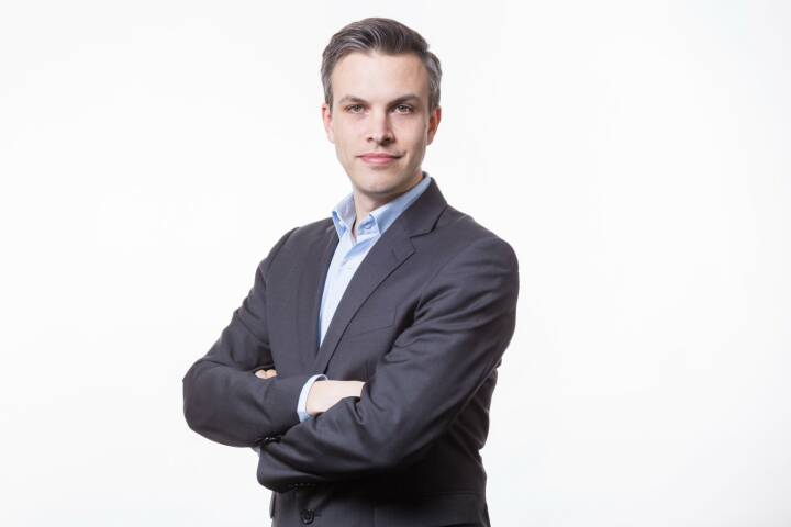 Dimension Data integriert Cisco Umbrella in die eigene Cybersecurity-Strategie; Daniel Miedler, Business Unit Lead Security und Network Infrastructure Dimension Data Austria; Fotocredit: Dimension Data