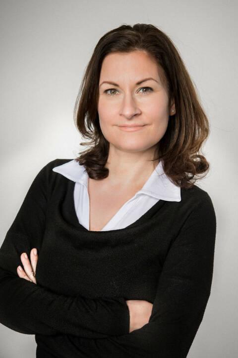 Heidrun Seewald ist neue Head of Human Resources bei CBRE. Die Psychologin ist Ansprechpartnerin für 150 Mitarbeiterinnen und Mitarbeiter  und verantwortet die strategische und operative Leitung der Human Resources. Bildquelle: CBRE Austria