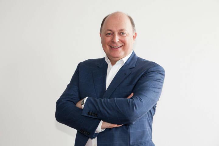 Ab Juni 2018: Neuer Palfinger-CEO Andreas Klauser, Bildquelle: Palfinger